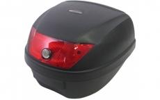 Motorrad Koffer EDGE-Firenze 28-ltr Schwarz